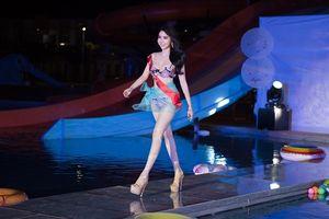 Huỳnh Vy giành giải phụ đầu tiên tại Miss Tourism Queen Worldwide 2018