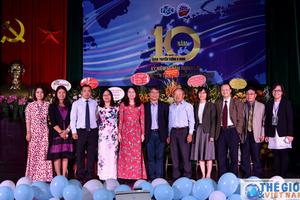 Chặng đường 10 năm Khoa Truyền thông và Văn hóa đối ngoại