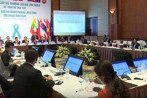 ASEAN phản đối hợp pháp hóa sử dụng ma túy