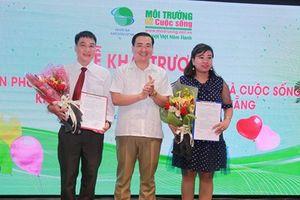 Tạp chí Môi trường và Cuộc sống khai trương Văn phòng đại diện Khu vực Nam Trung bộ tại Đà Nẵng