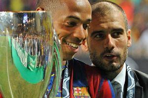 Henry ngưỡng mộ Guardiola ra sao?