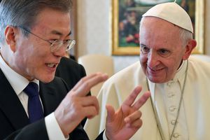 Giáo hoàng sẽ thăm Bình Nhưỡng nếu nhận được lời mời