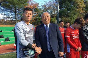 Tuyển Việt Nam sắp gặp đội bóng cũ của Xuân Trường