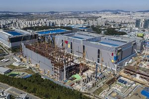 Samsung dùng công nghệ in tia cực tím sản xuất chip mới