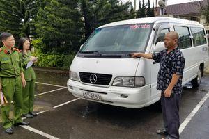 Tài xế nhà xe Việt Tân tông xe vào trung úy công an: Cần xử lý nghiêm