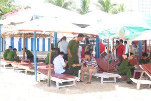 Du khách Trung Quốc tử vong khi đang tắm biển tại Đà Nẵng