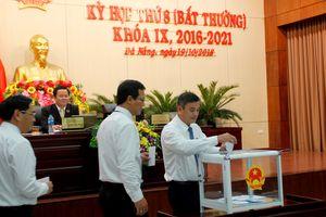 HĐND TP.Đà Nẵng miễn nhiệm, bầu bổ sung hàng loạt chức danh chủ chốt