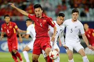 U19 Việt Nam quyết đấu Jordan ngày ra quân
