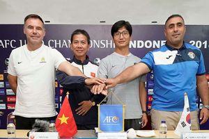 HLV Hoàng Anh Tuấn muốn tái hiện thành tích lọt vào U20 World Cup