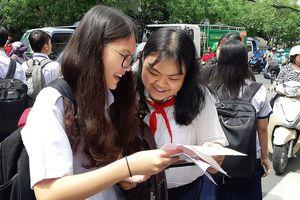 Thông tin mới tuyển sinh lớp 10 TPHCM: Bỏ cộng điểm nghề cho thí sinh