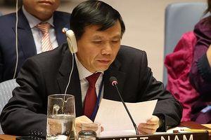 Việt Nam bày tỏ quan ngại về tình hình Palestine tại LHQ