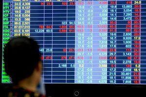 Hàng trăm cổ phiếu đồng loạt giảm sâu trong phiên cuối tuần