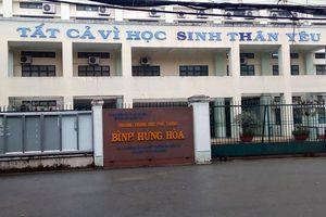 Trưởng đại diện Cha mẹ học sinh trường Bình Hưng Hòa con không học tại trường!