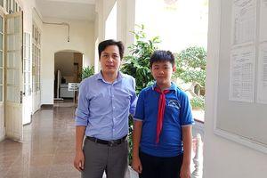 13 tuổi đoạt huy chương Vàng Olympic Toán và khoa học quốc tế