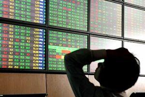 VN-Index xuống dưới 950 điểm, thị trường chìm trong sắc đỏ