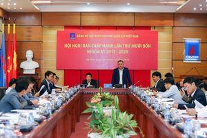 Hội nghị BCH Đảng bộ Tập đoàn mở rộng lần thứ 14