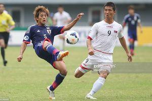 Trực tiếp bóng đá U19 Nhật Bản 5 - 2 U19 Triều Tiên (VCK U19 châu Á 2018) (KT)