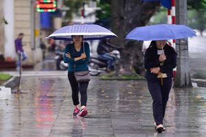 Dự báo thời tiết ngày 19/10: Mưa lạnh bao trùm miền Bắc, Hà Nội thấp nhất 19 độ C