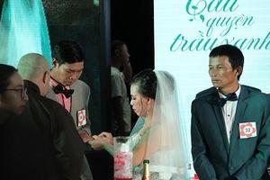 Tưng bừng lễ cưới tập thể của 40 cặp đôi người khuyết tật