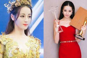Địch Lệ Nhiệt Ba gây tranh cãi nhất lịch sử lễ trao giải Kim Ưng