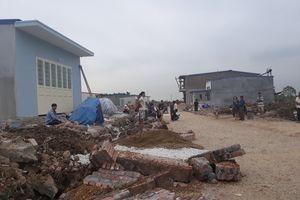 Hải Phòng: Căng thẳng giải tỏa đất quốc phòng bị lấn chiếm