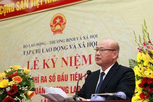 Tạp chí Lao động và Xã hội kỷ niệm 50 năm thành lập và đón nhận Huân chương Lao động