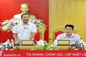Chuẩn bị tốt cho kỳ họp HĐND tỉnh và Kỳ họp thứ 6, Quốc hội khóa XIV