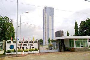 TP.HCM: Sự cố khiến nhà máy nước Tân Hiệp ngưng hoạt động