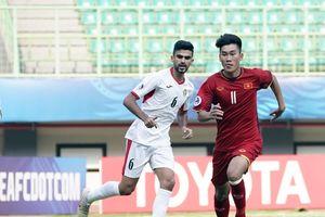 Thua ngược Jordan phút cuối, Việt Nam đối diện khó khăn tại VCK châu Á 2018