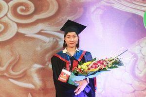 Nữ sinh tiêu biểu Thủ đô: Tốt nghiệp thủ khoa chỉ là sự khởi đầu