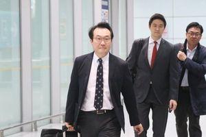 Trưởng đoàn đàm phán hạt nhân của Hàn Quốc và Trung Quốc gặp nhau