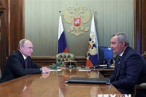 Cựu phó Thủ tướng Nga Rogozin có thể tới Mỹ dù bị 'trừng phạt'