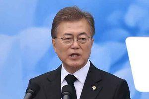Tổng thống Hàn Quốc thảo luận với lãnh đạo Đức và Thái Lan