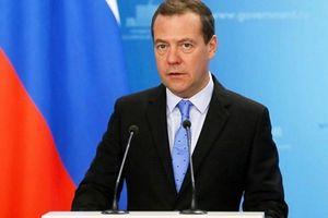 Thủ tướng Nga chỉ ra các dấu hiệu chiến tranh thương mại toàn cầu