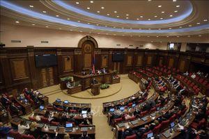 Quốc hội Armenia ấn định ngày bầu Thủ tướng