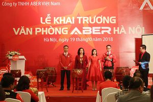 Khai trương Văn phòng chi nhánh Aber Hà Nội