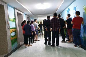 Xác định người ném bé sơ sinh tại tầng 31 Chung cư Linh Đàm