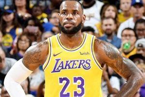 Kết quả NBA 19/10: King James 'bật mode gánh team' nhưng LA Lakers vẫn thua cay đắng
