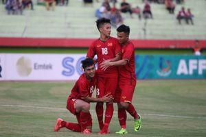U19 Việt Nam thua ngược trước U19 Jordan dù có lợi thế dẫn trước