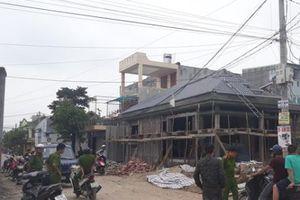 Sẽ chấm dứt tình trạng xây trái phép trong khu vực đất nhận bàn giao từ Bộ Quốc phòng
