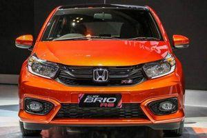 Sẽ có thêm xe giá rẻ Honda Brio cạnh tranh Toyota Wigo và Hyundai i10
