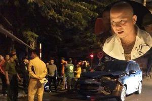 Siêu xe của cựu thủ môn Hồng Sơn đâm nát đầu xe diễn viên 'Người Phán xử'