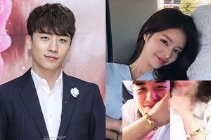 Xuất hiện bằng chứng hẹn hò một năm của Seung Ri (Big Bang) và diễn viên thuộc công ty Bae Doo Na