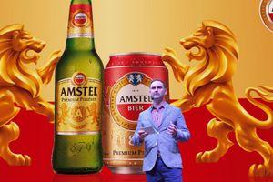 Amstel nhãn hiệu bia cao cấp chính thức gia nhập thị trường Việt Nam