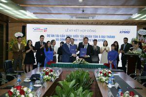 Tập đoàn Tân Á Đại Thành khởi động dự án chiến lược tái cấu trúc