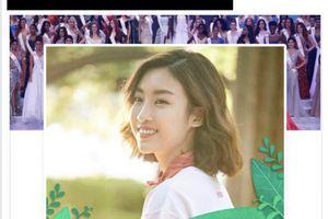 Hoa hậu Đỗ Mỹ Linh cùng loạt sao Việt đổi ảnh avatar kêu gọi bảo vệ môi trường
