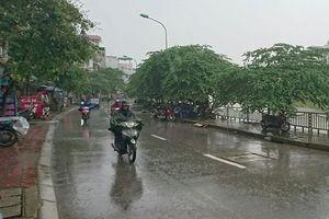 Thời tiết 19/10: Cả nước có mưa, cảnh báo lốc, sét và gió giật mạnh vài nơi