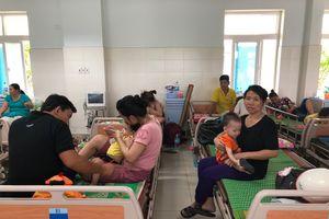 Quảng Ngãi: Một bệnh nhi mắc tay chân miệng tử vong