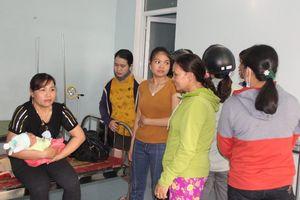 Quảng Trị: Phát hiện một bé gái sơ sinh bị bỏ rơi gần Trạm Y tế xã