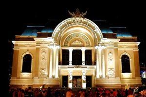 Trầm luân số phận nhà hát giao thưởng nhạc vũ kịch thành phố
